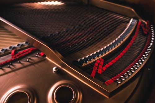 Kostnadsfri bild av piano