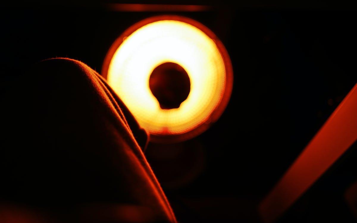 тепле світло