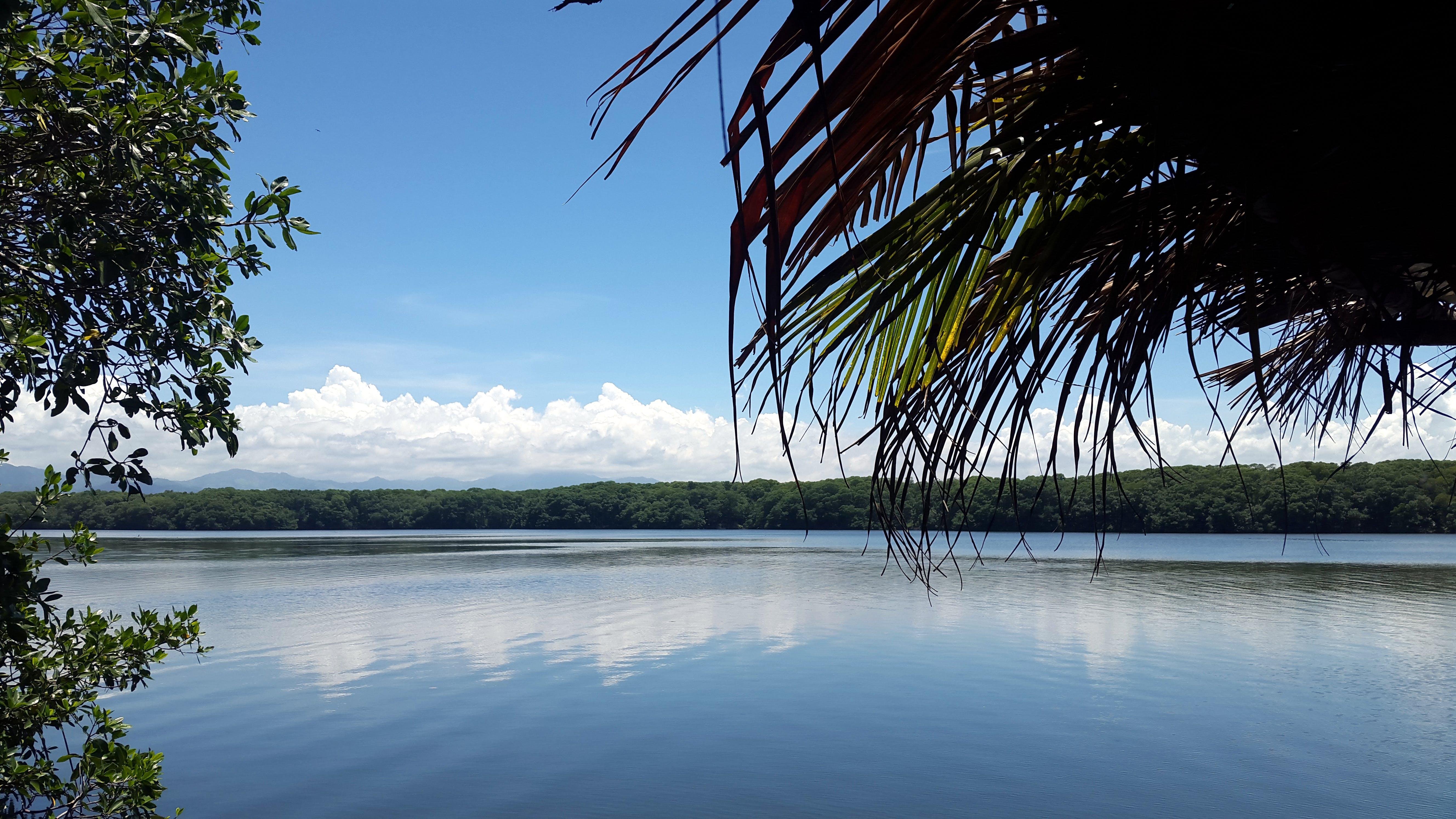 Free stock photo of break, honduras, lake, sun