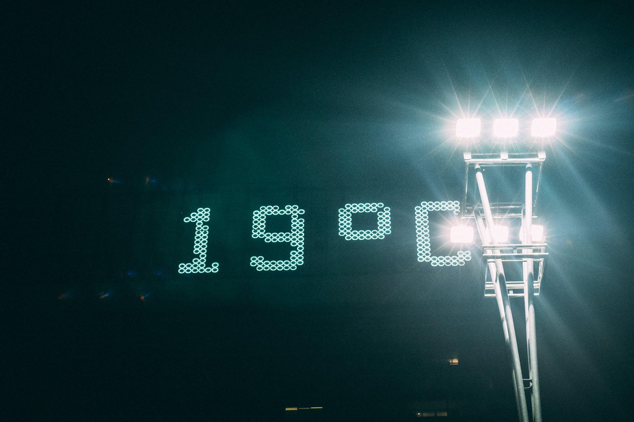 Free stock photo of lights, dark, technology, evening