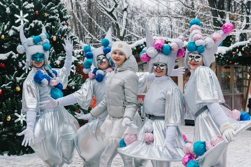 Základová fotografie zdarma na téma festival, kostým, lidé, maska