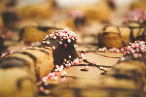 Kostenloses Stock Foto zu gebacken, kekse, plätzchen, schokolade
