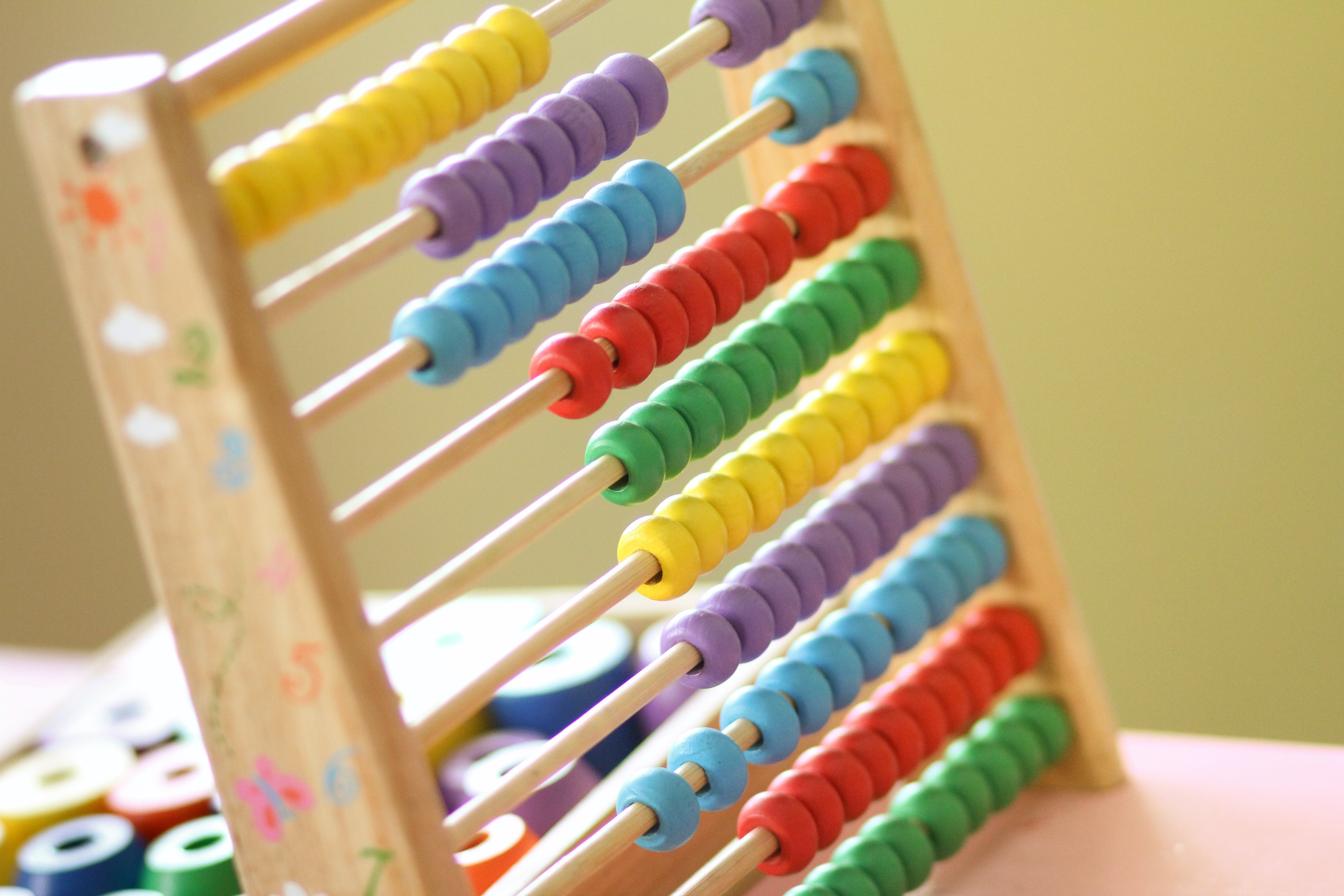 Free stock photo of abacus, calculus, classroom, count