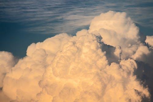 多雲的天空, 積雲, 藍天, 雲 的 免費圖庫相片