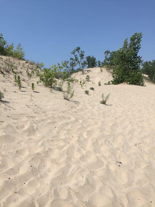 Бесплатное стоковое фото с песчаные дюны
