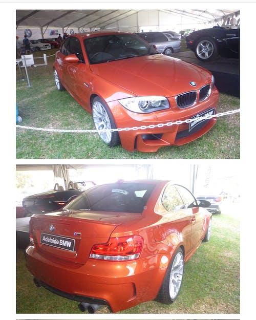 Free stock photo of automobile, car, orange