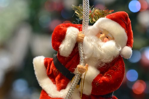 Foto profissional grátis de cartão de natal, decoração de Natal, decorações de Natal, época de Natal