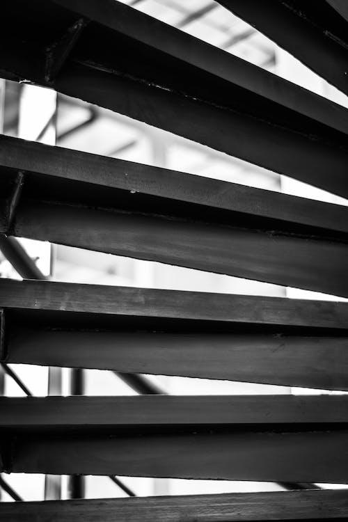 Kostenloses Stock Foto zu architektur, nikon, schwarz und weiß, stufen