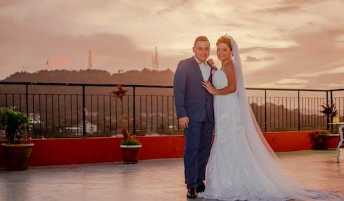 Photos gratuites de cerro ancon, ciel, coucher de soleil, hôtel