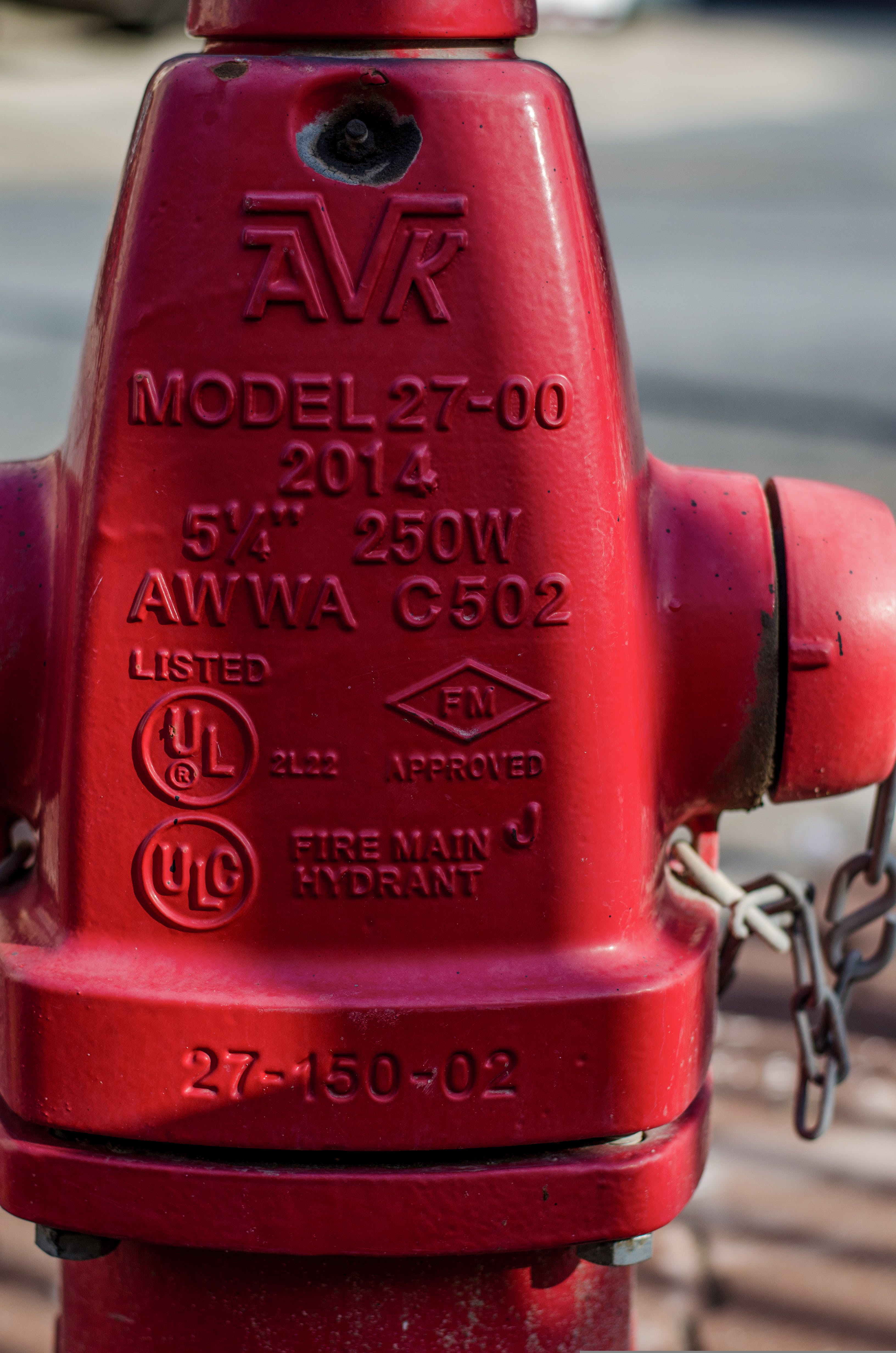 Free stock photo of fire hydrant, model, red