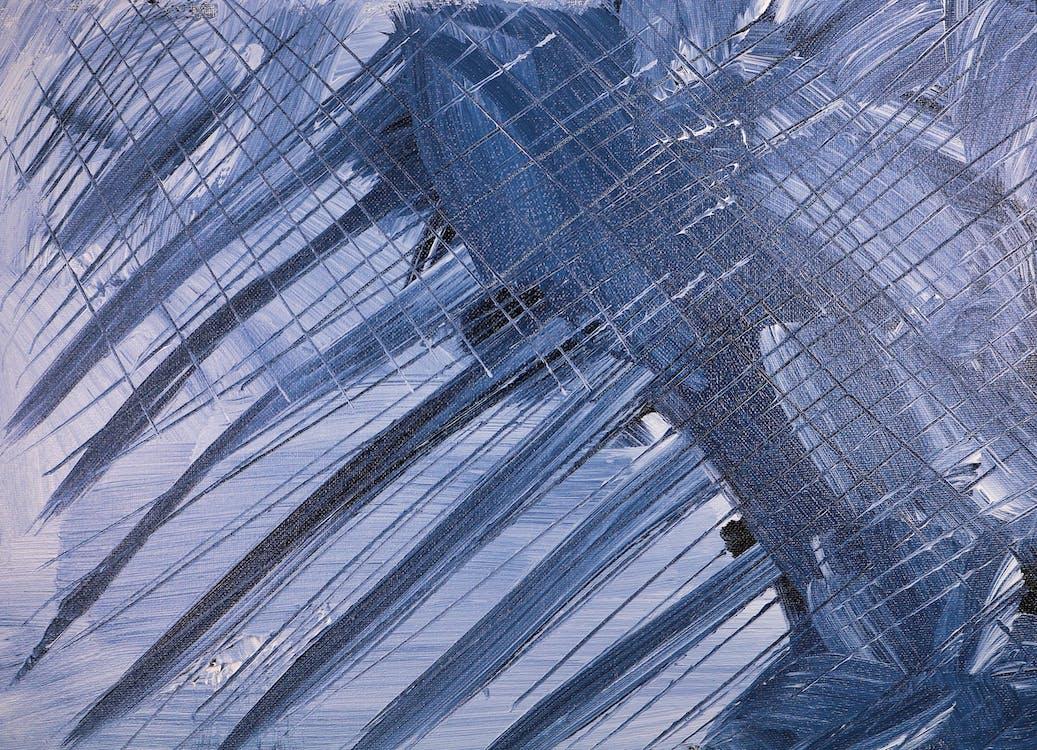 abstrakcyjny ekspresjonizm, akryl, ekspresjonizm