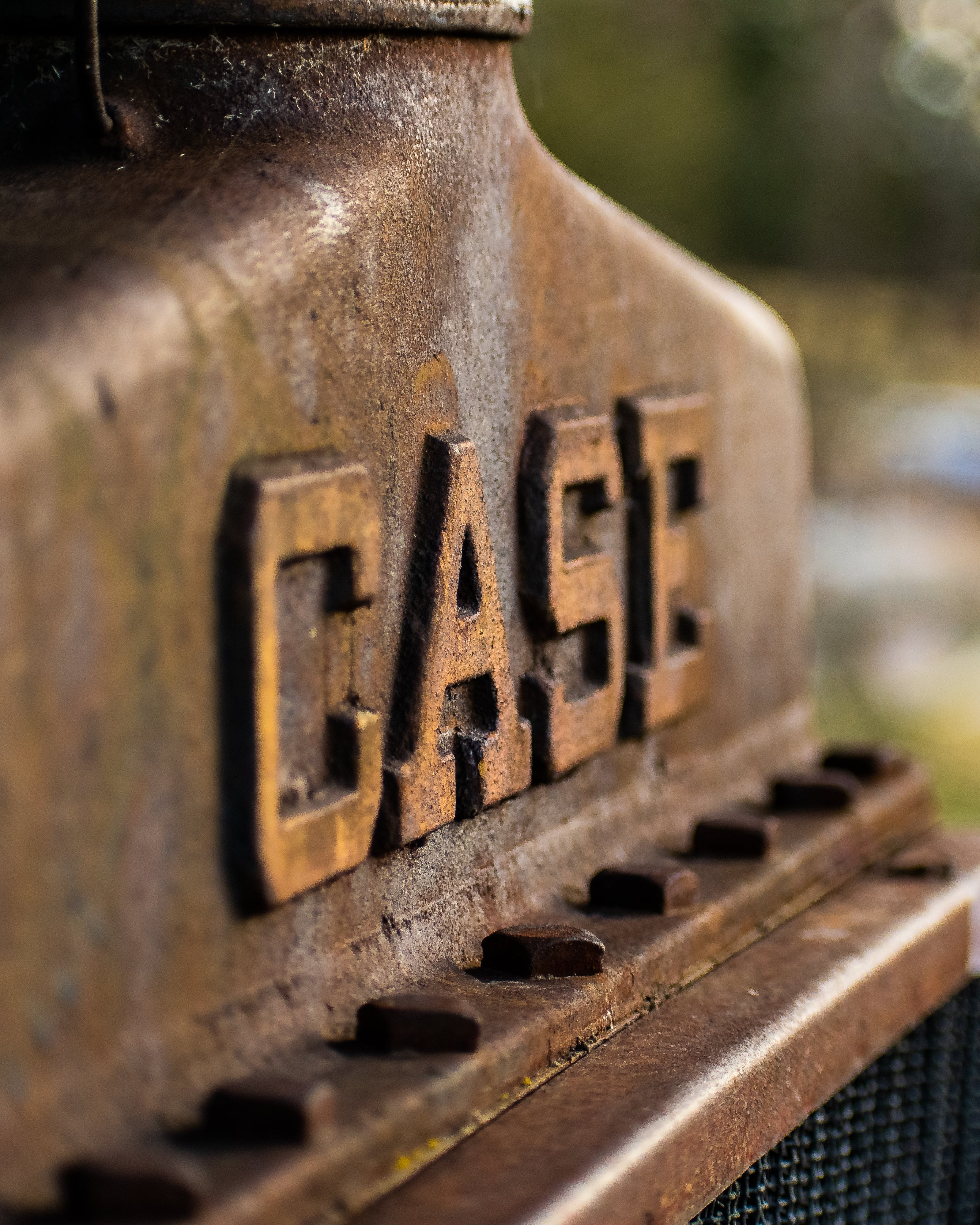 Free stock photo of case, old, rust, rustic