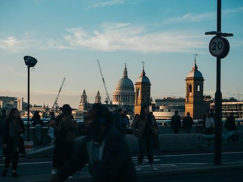 Základová fotografie zdarma na téma architektura, budovy, cestovní ruch, chodník