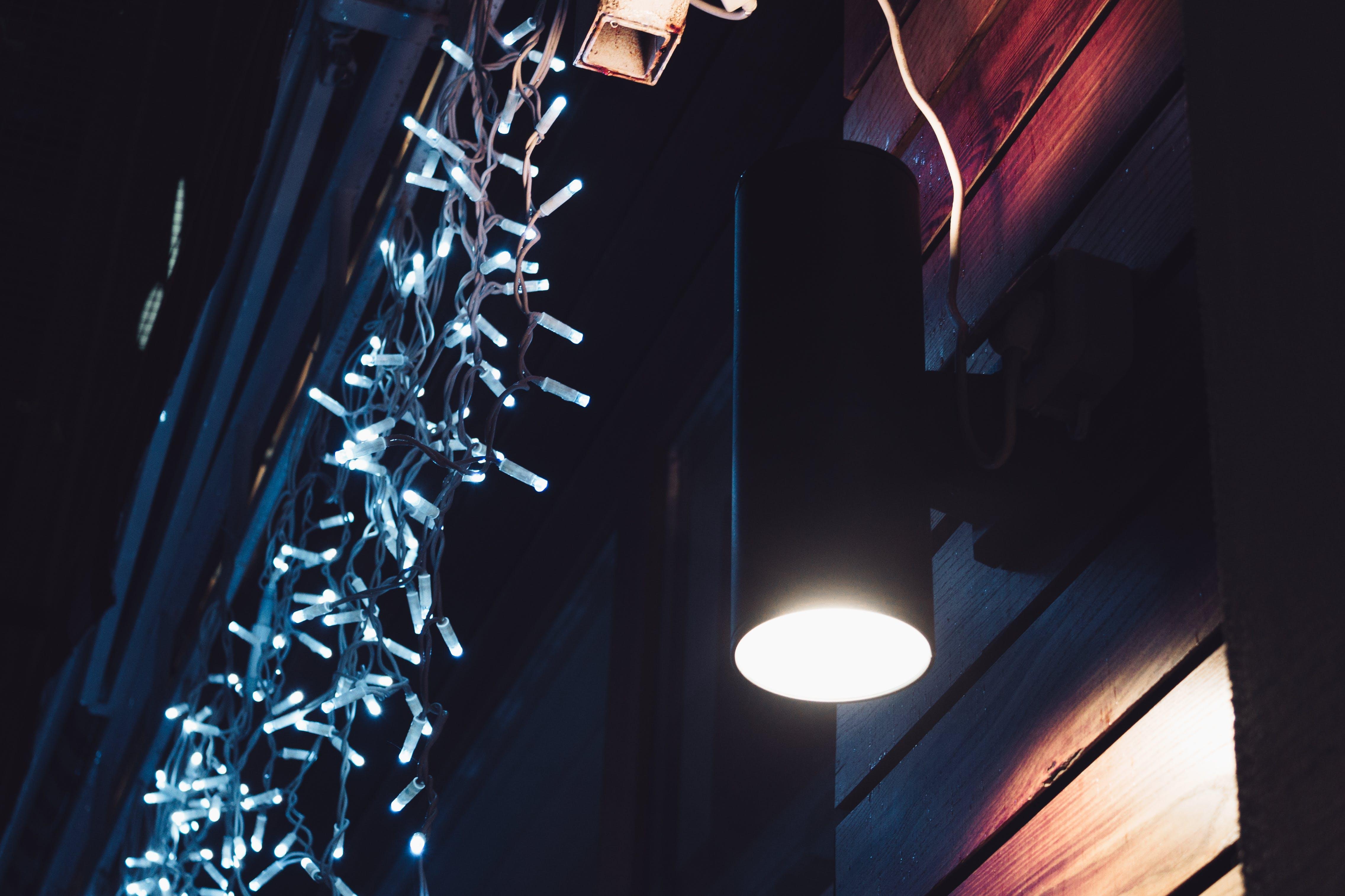 Free stock photo of christmas, light