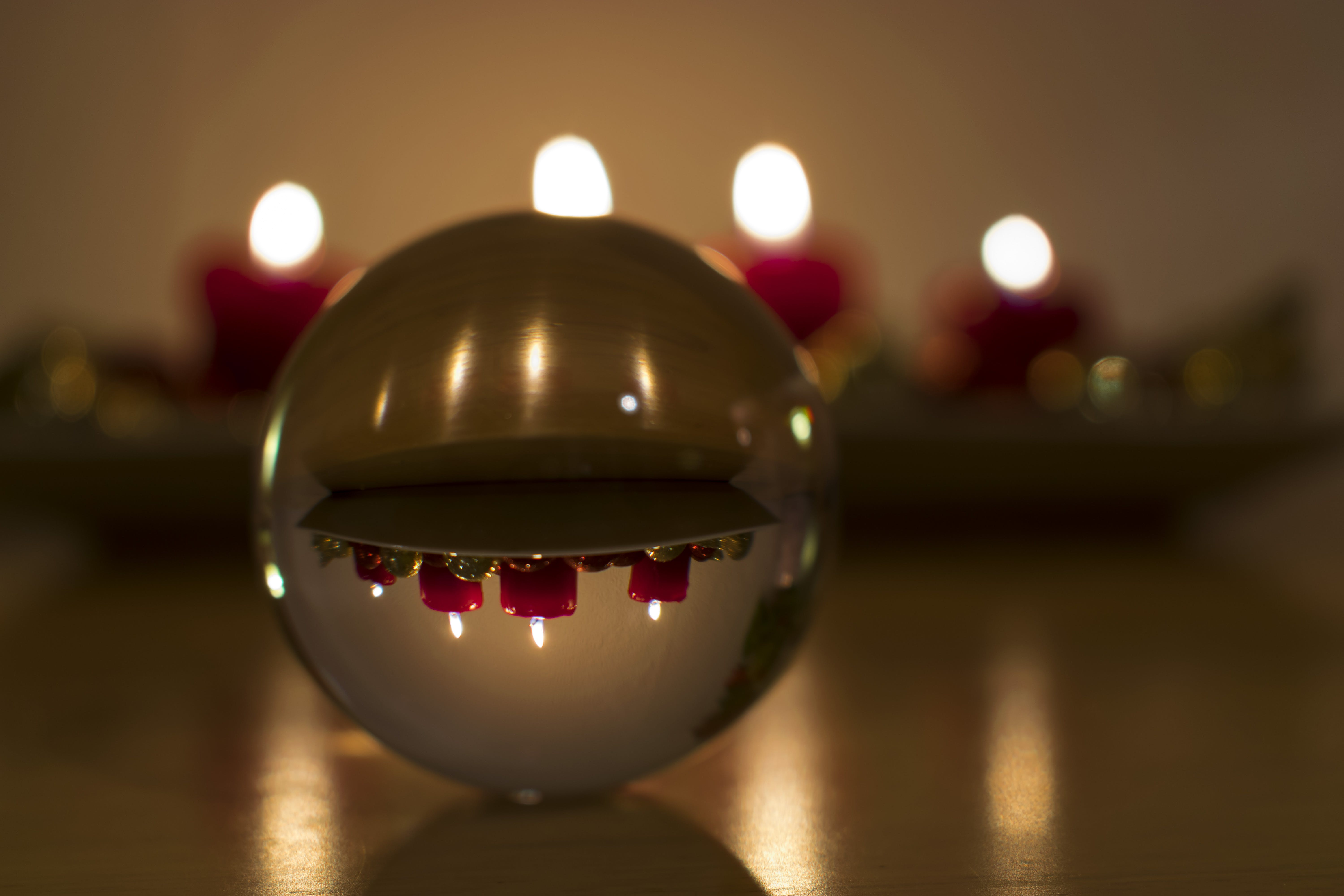 Free stock photo of advent, candle, christmas