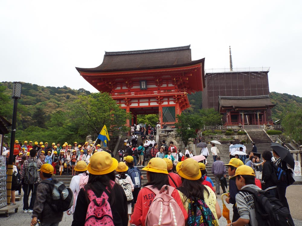 清水寺 的 免費圖庫相片