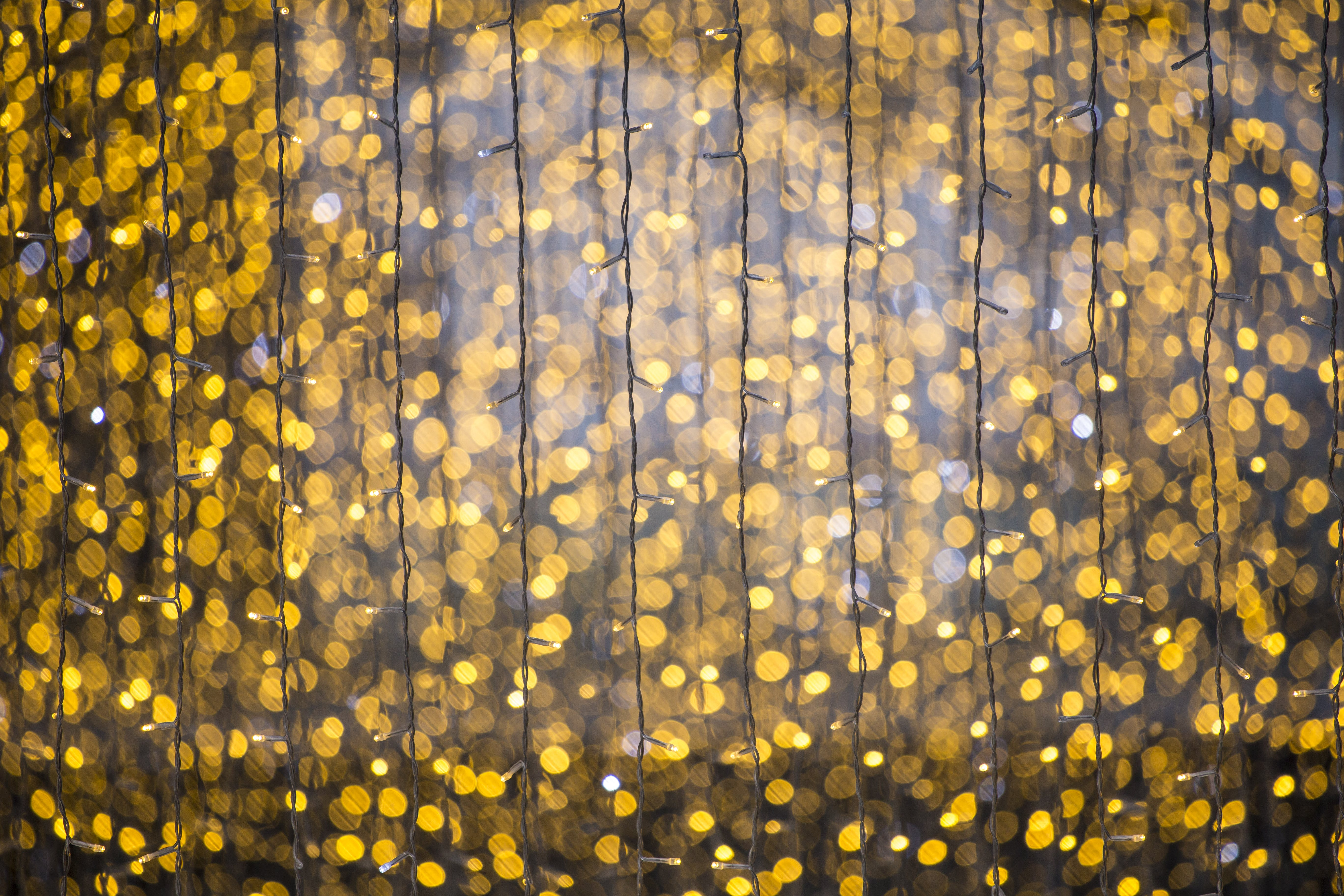 Free stock photo of abstract, background, bokeh, christmas