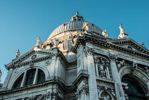 Δωρεάν στοκ φωτογραφιών με αρχαίος, αρχιτεκτονική, Βενετία, εκκλησία