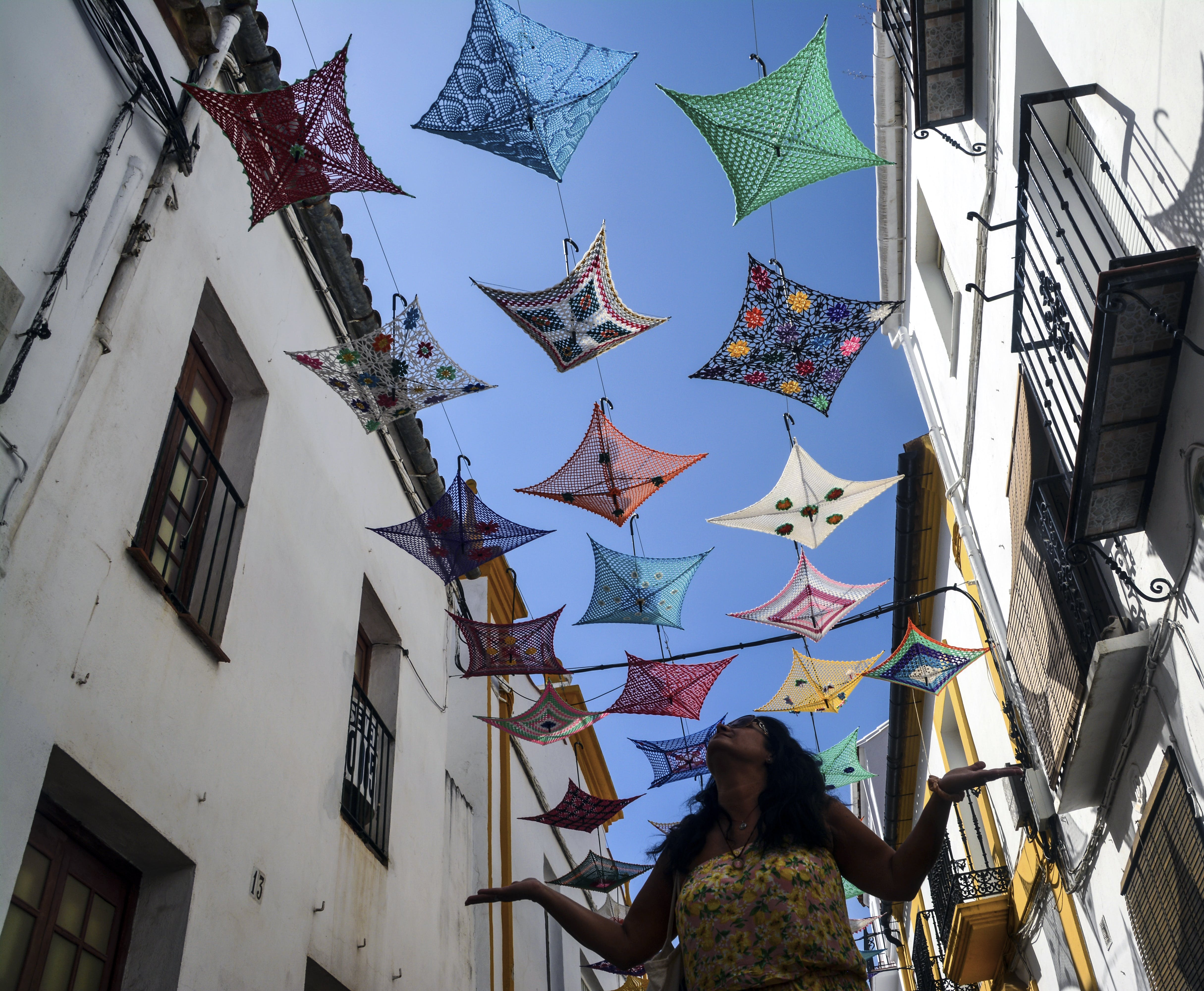 Free stock photo of Blueskye, fiesta, happy, spain