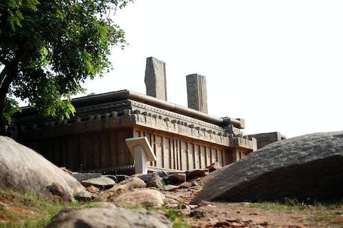 Бесплатное стоковое фото с индия, махабалипурам, резьба по камню, рок