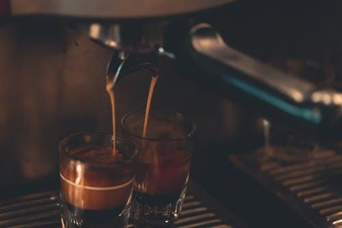 Základová fotografie zdarma na téma drinky, hnědá, horká káva, horké nápoje