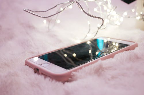 Free stock photo of cell phone, cottoncandy, smartphone