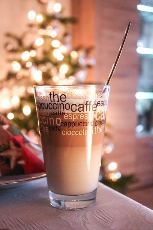 乳液, 卡布奇諾, 可口的, 咖啡 的 免费素材照片