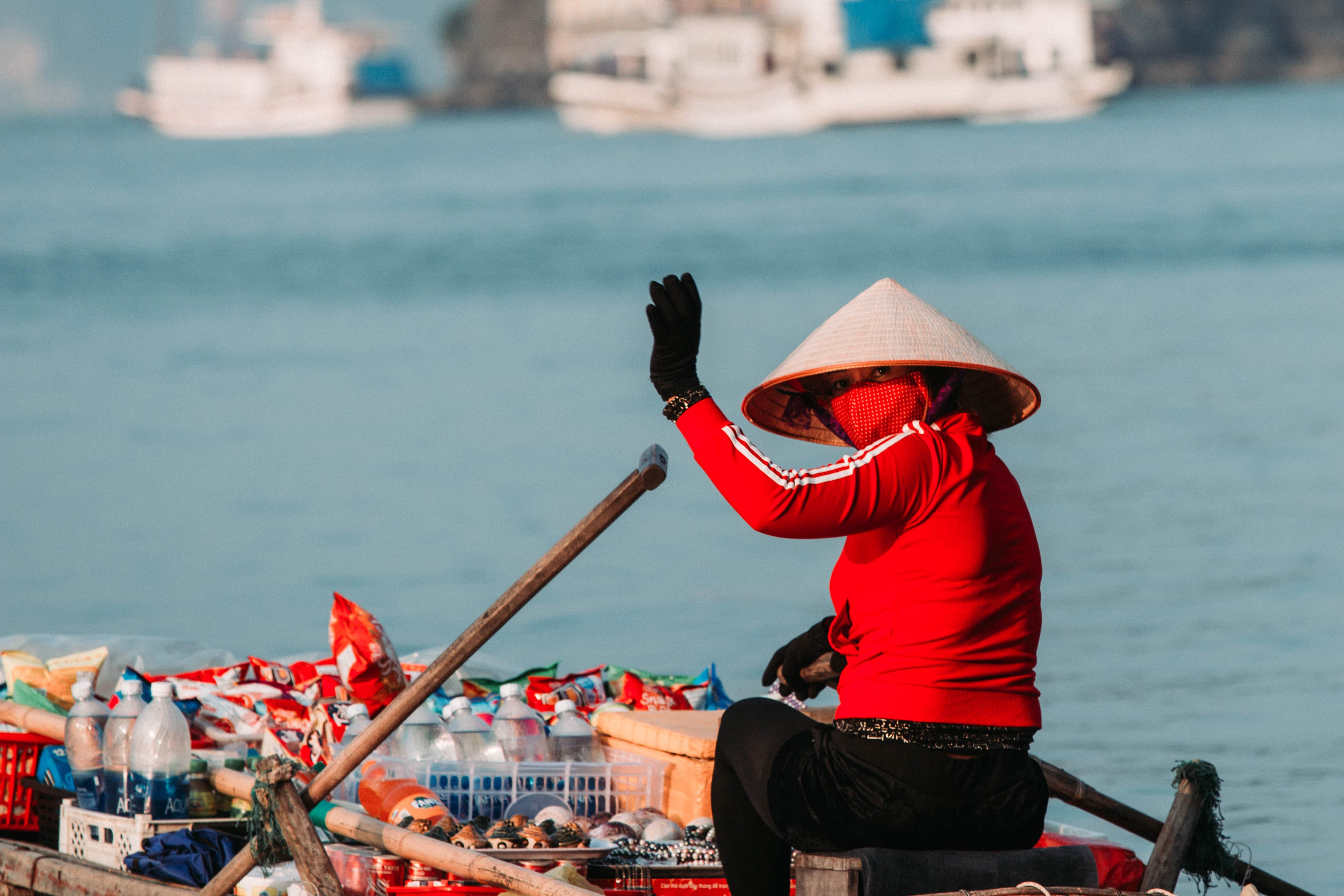 Free stock photo of #vietnamese, boat, vietnam, vietnamese