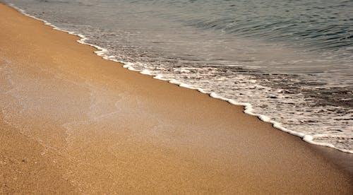 Free stock photo of beach, foam, sardinia, sardinia beach