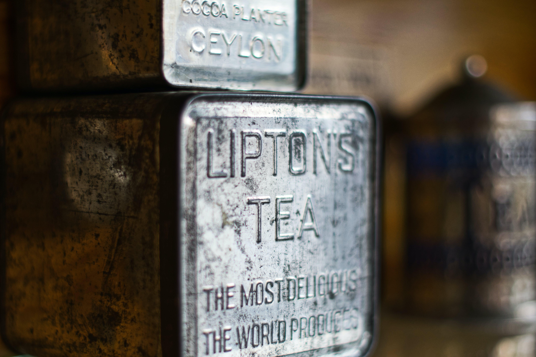Kostenloses Stock Foto zu antik, container, rost, tee