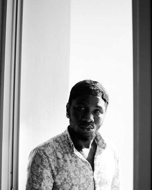 Ảnh lưu trữ miễn phí về Chân dung, Đàn ông, đen và trắng, Kenya