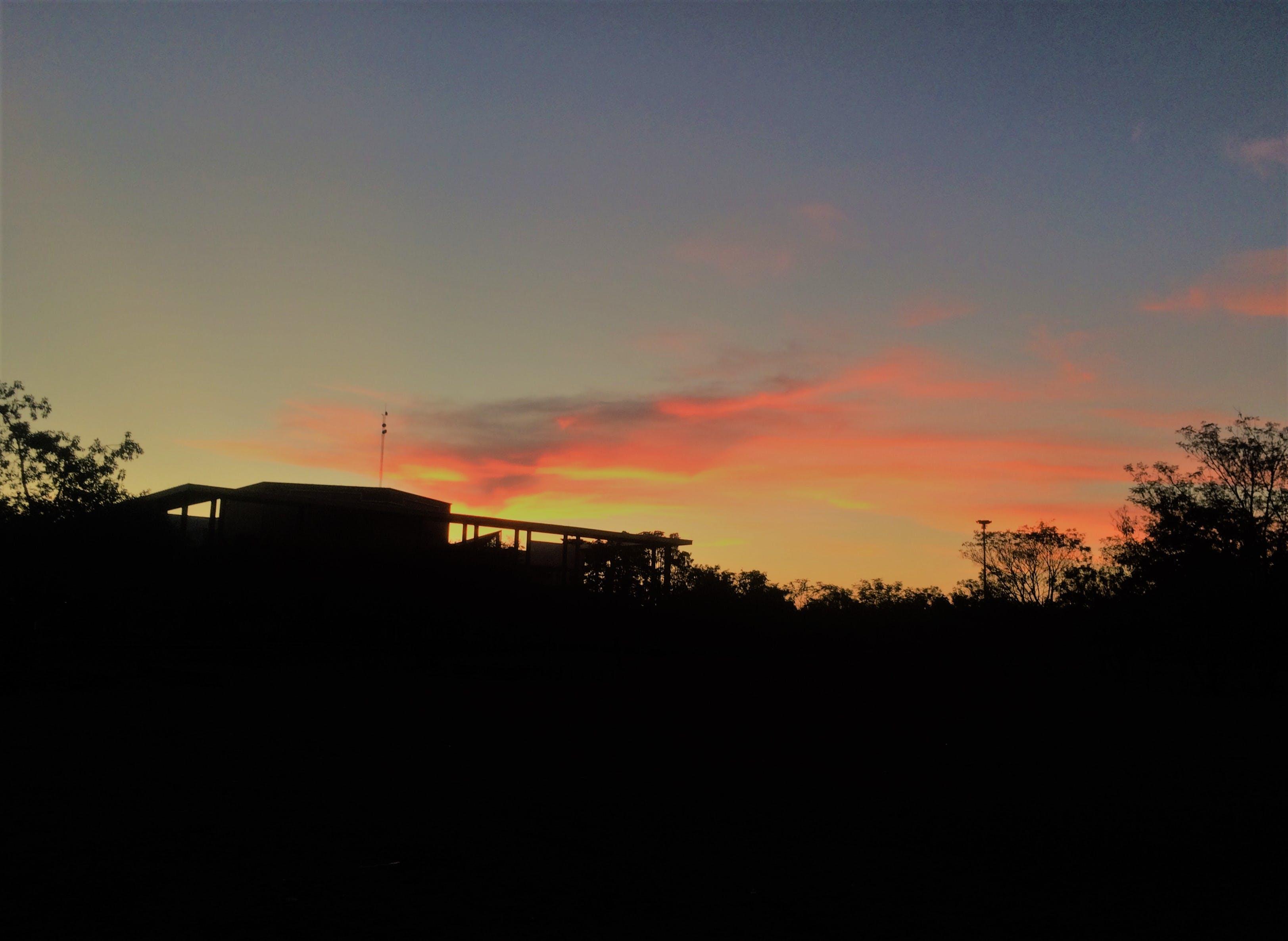 Free stock photo of sunset, ตะวันตก