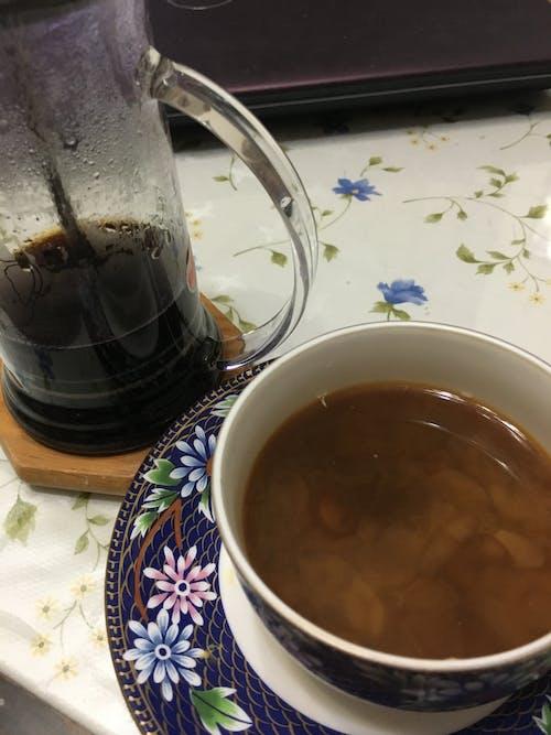 Foto profissional grátis de pressione café