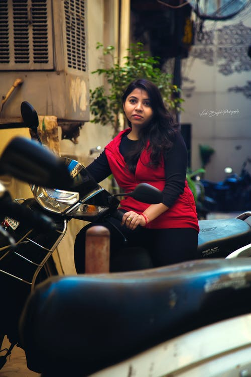 vivek baghel摄影, 戶外, 新德里, 自画像 的 免费素材照片