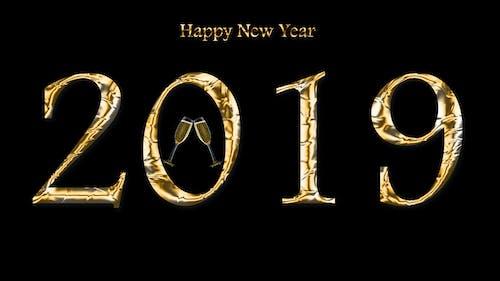 Free stock photo of calendar, new year, sylvester