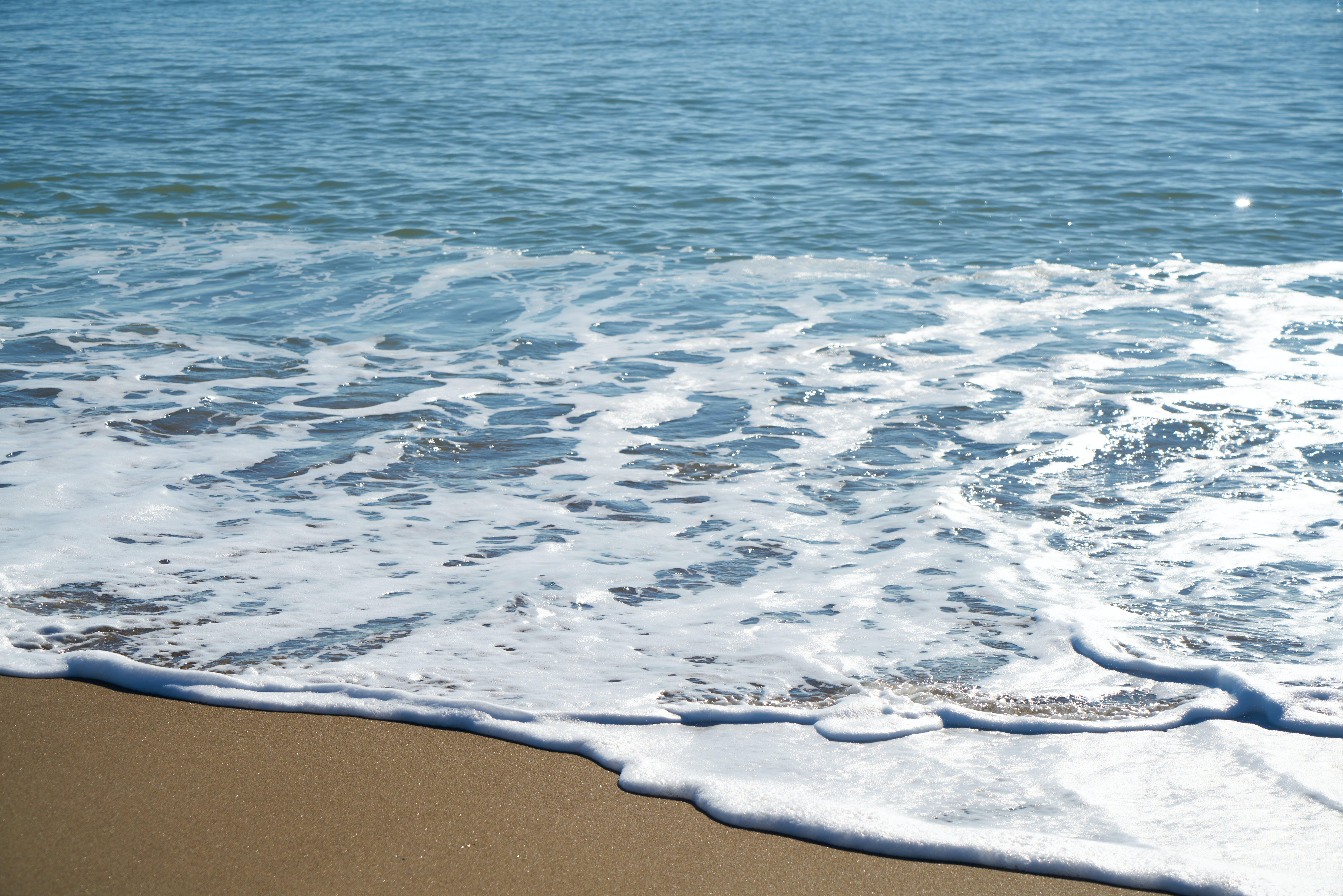 Gratis lagerfoto af blå, bølger, dagslys, hav
