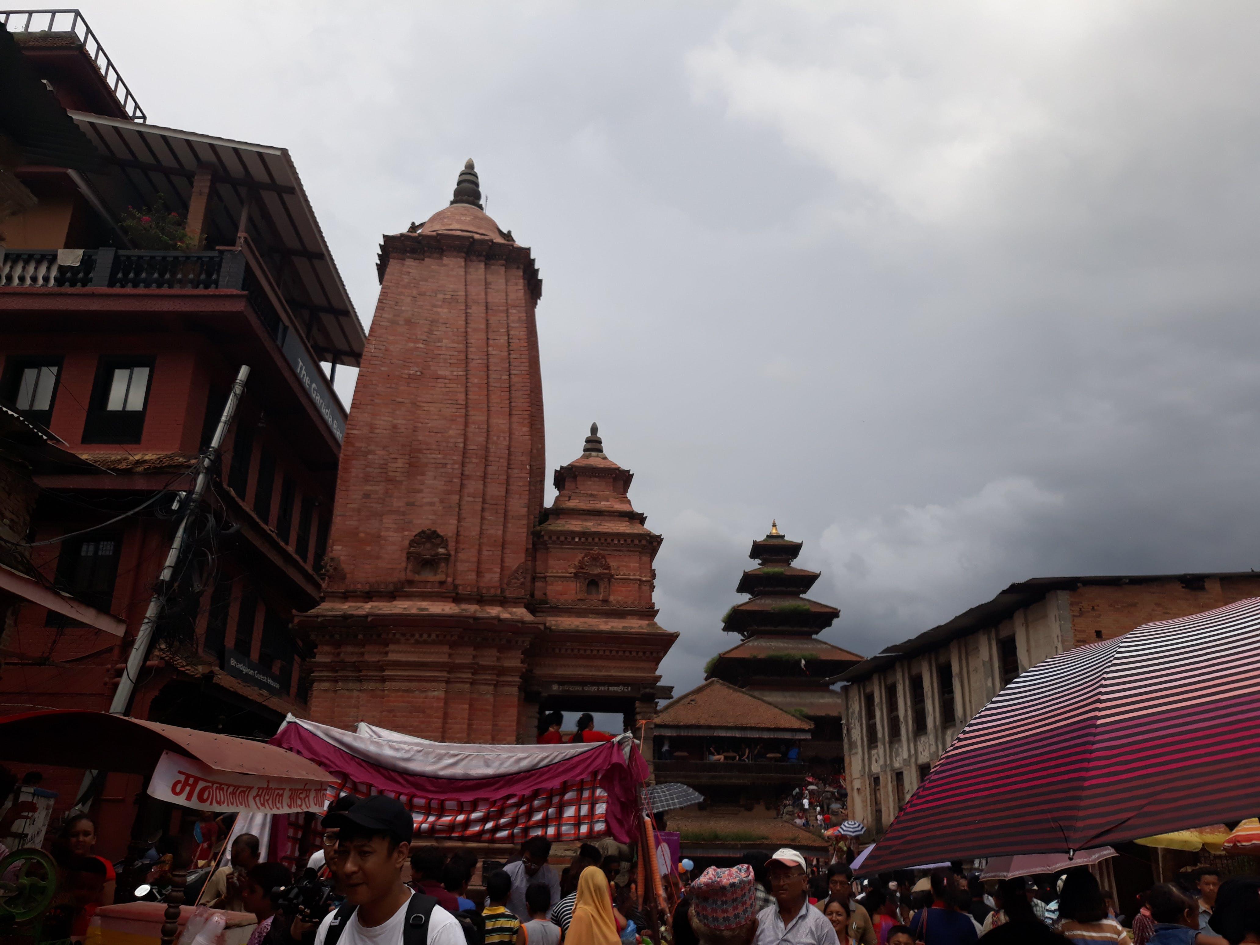 Free stock photo of bhaktapur, khwopa, nyatapola, pawankawan