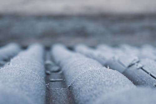 Selective Focus Photography of Roof Rail