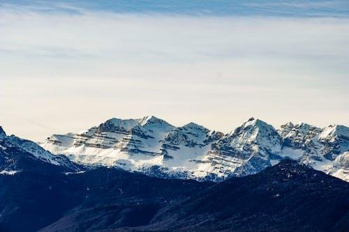 冰河, 天性, 山, 景觀 的 免费素材照片