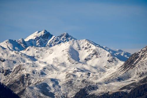 Gratis lagerfoto af alperne, alpin, bjerg, bjergtinde