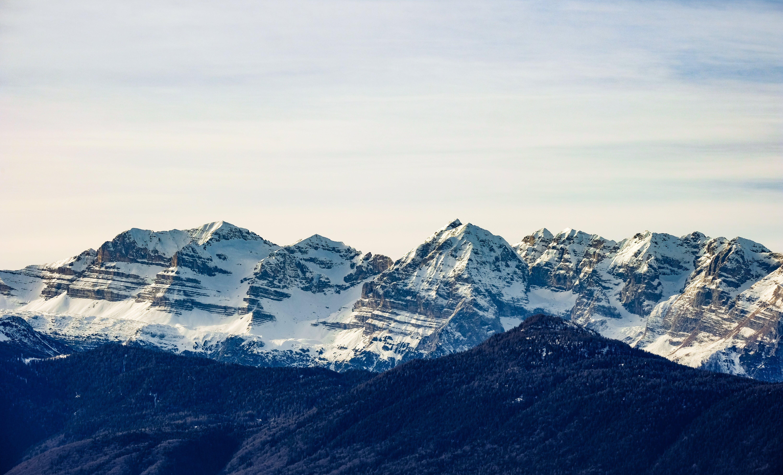 Alpy, denní světlo, dobrodružství