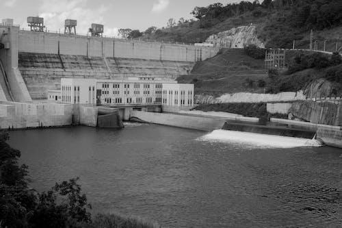 Základová fotografie zdarma na téma přehrada