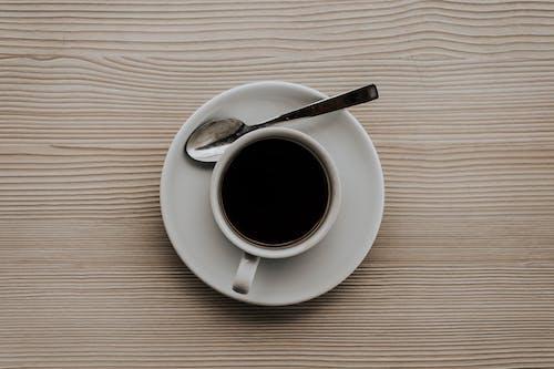 一杯咖啡, 休闲时光, 卡布奇諾, 咖啡 的 免费素材图片