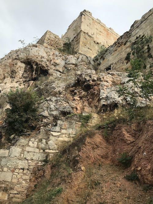 그리스, 바위, 아테네의 무료 스톡 사진