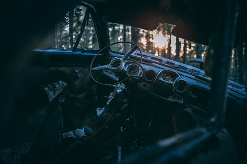 Fotobanka sbezplatnými fotkami na tému auto, čelné sklo, detailný záber, dopravný systém