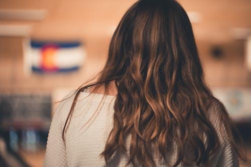 Foto d'estoc gratuïta de cabell, cabells arrissats, cabells rossos, colorado
