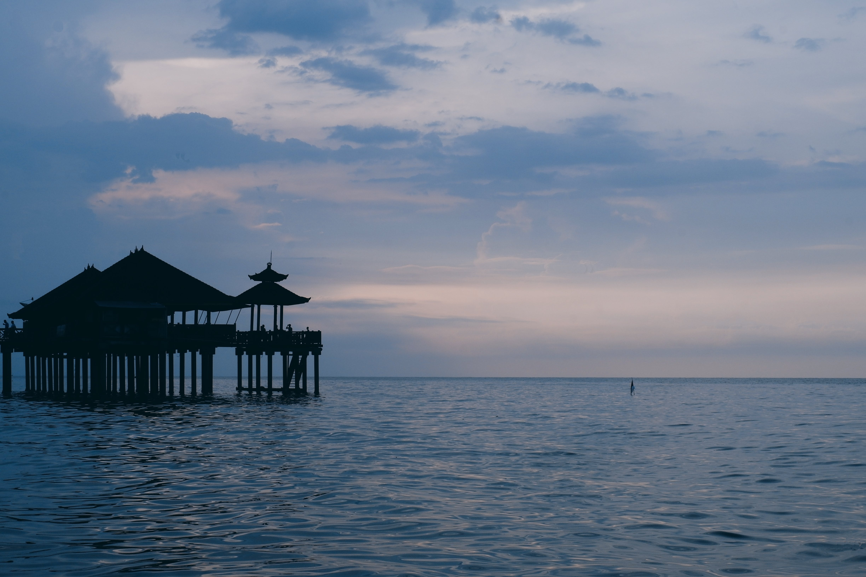 Free stock photo of bali, beach, sunset