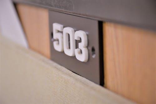Free stock photo of 503