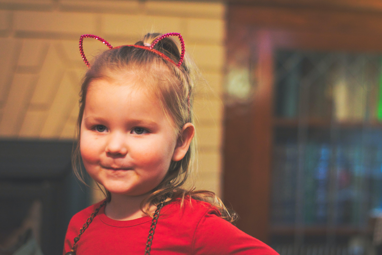 Kostenloses Stock Foto zu kleinkind, mädchen, porträt