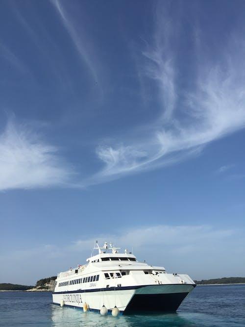 クルーズ船, フェリー, ボート, ヨットの無料の写真素材
